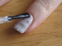 Newspaper Nail Art Tutorial by: cutepolish