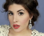 """I'm a Pin Up Girl"" Makeup Tutorial + Mini Contest! by:  MissJessicaHarlow"