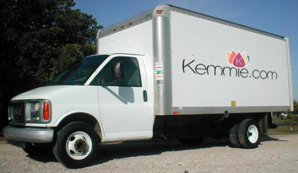Kemmie.com Truck